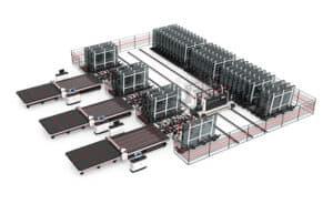 Automatic Glass Storage Systems