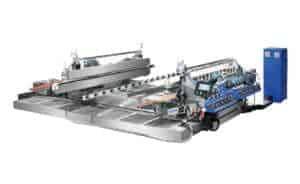Hiseng HSD Glass Straight Line Double Edging Machine