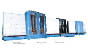 Automatic Insulating Glass Production Line from HHH Equipment Resources