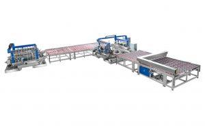 Hiseng SZM Automatic glass double edger line
