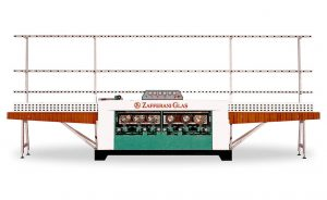 Zafferani Master Glass Edging Machine