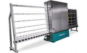Zafferani Vertical Glass Washing Machine